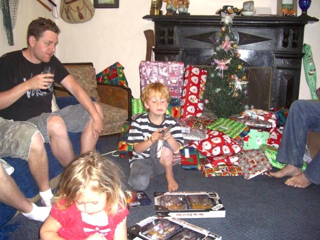 ニュージーランドのクリスマスの過ごし方は家族とともに