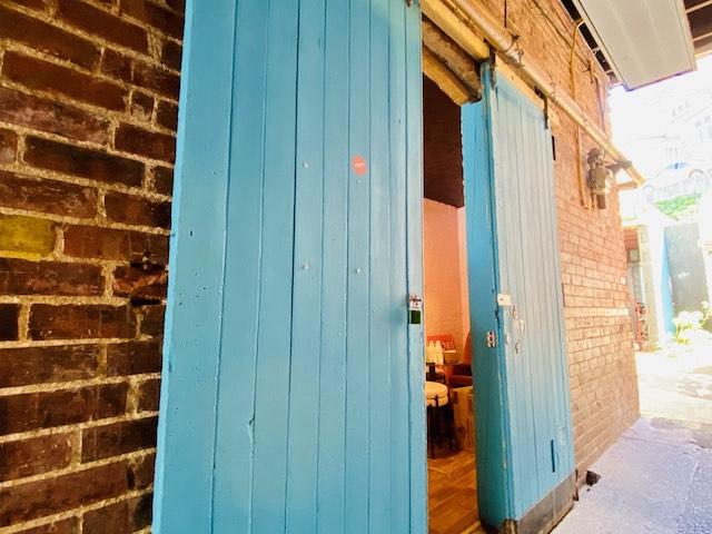 ダニーデンのクレープ屋さんJooni's Crepesで食べるのにおすすめの場所